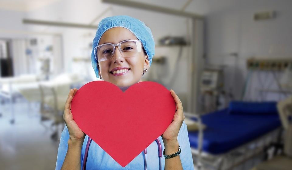 ハートの看護師さん